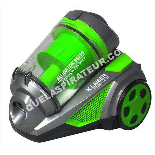 aspirateur klaiser aspirateur sans sac multi cycl alligator xtreme force pure a. Black Bedroom Furniture Sets. Home Design Ideas