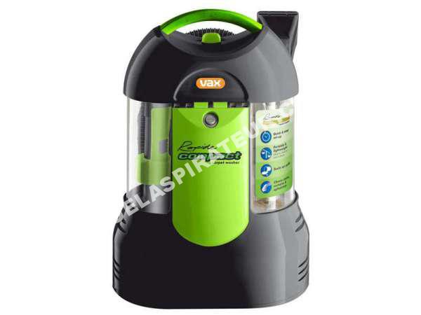 aspirateur vax injecteur extracteur portable v 033nf au meilleur prix. Black Bedroom Furniture Sets. Home Design Ideas